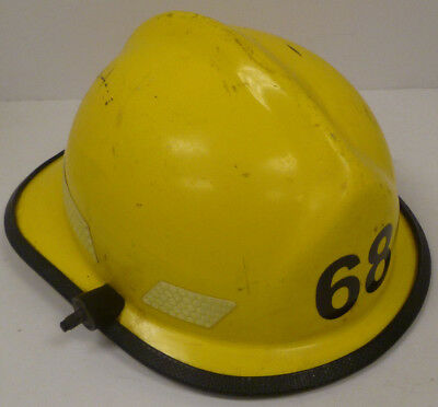 Firefighter Bunker Turn Out Fire Gear Cairns N660 Yellow Helmet H185