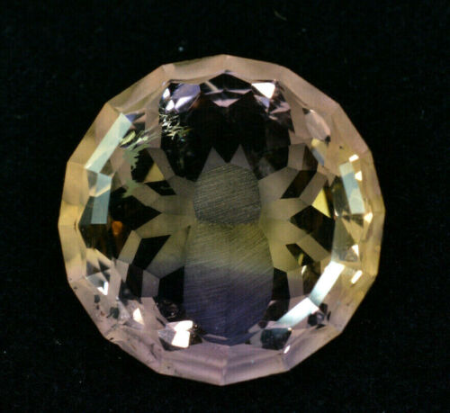 17.06 ct Ametrine Spider Cut Bolivia