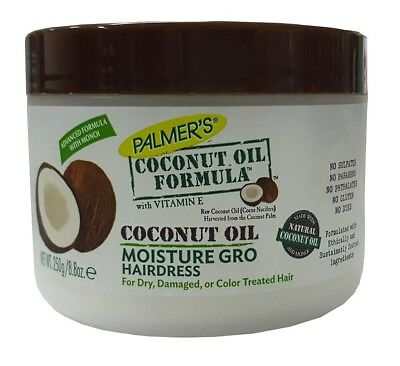 Palmers Coconut (Palmers Coconut Oil Formula Moisture Gro Shining Hairdress 250g)