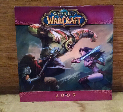 Rare Blizzard 2009 World of Warcraft Mini 7