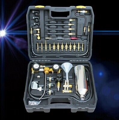 Car Fuel Injection System Cleaning Machine Injector Tool Cleaning Tool 3-in-1