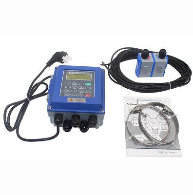 Wall-mounted Ultrasonic Flowmeter Liquid Flow Meter Tuf-2000b Dn50-700mm Tm-1 Y