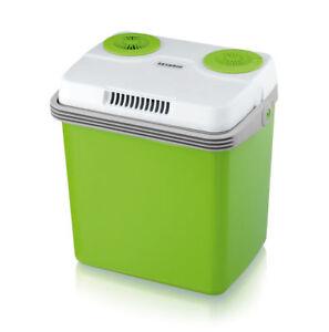 SEVERIN Elektrische Kühlbox mit Kühl- und Warmhaltefunktion 20 L Inkl. 2 Ansc...