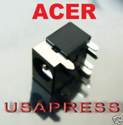 OEM AC DC POWER JACK SOCKET ACER EXTENSA 3000 4620 4220