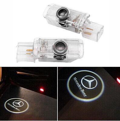 2X Tür Beleuchtung Mercedes Benz R W251 ML W164 GL Class X164