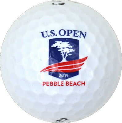 2019 US OPEN (Pebble Beach) Logo - Callaway Warbird - GOLF BALL