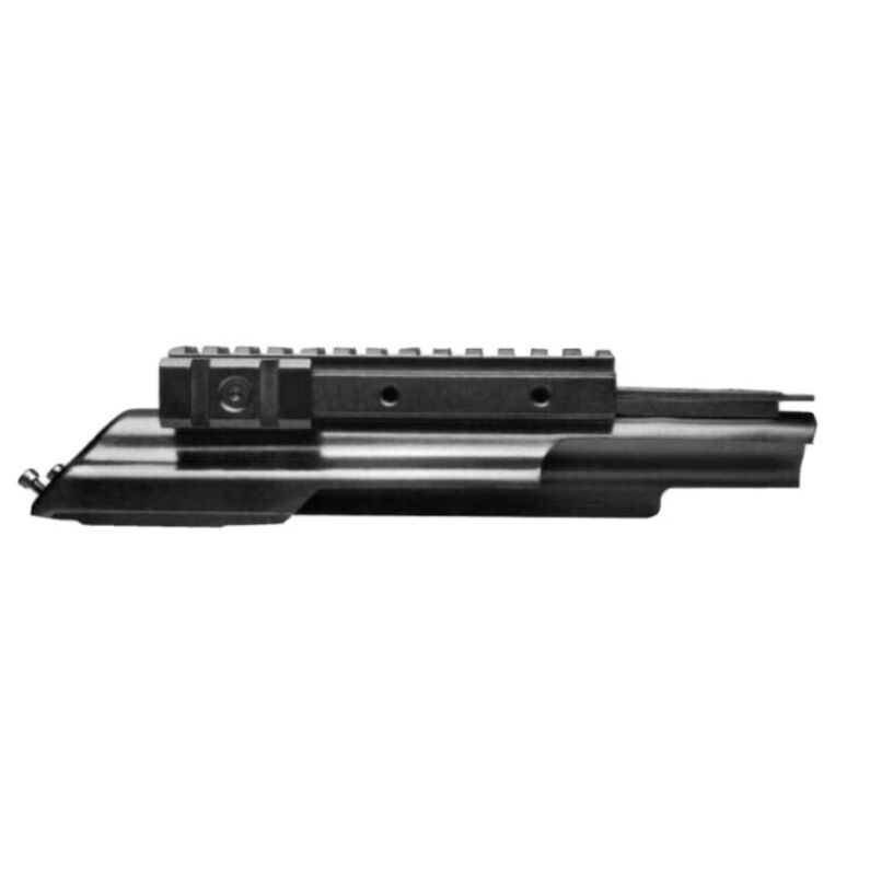 NcSTAR K-47 Receiver Cover with Tri-Rail (AK Dust Cover)
