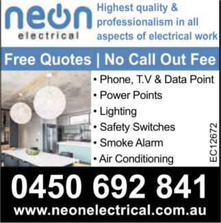 Electrician - Free Quotes, No Call-Out Fee