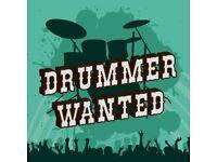 seeking drummer aged 18-30