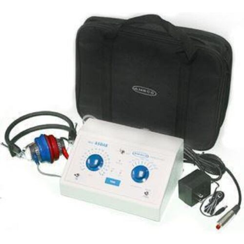 Ambco 650AB Audiometer (Electric & Battery) - NEW