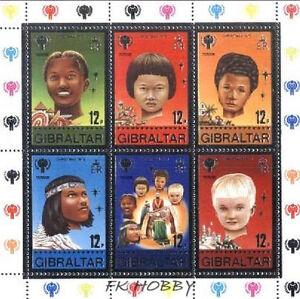 Gibraltar 1979 Mi BL 6 ** Christmas Noel Weihnachten Natale Year Child Kindes - <span itemprop=availableAtOrFrom>DABROWA, Polska</span> - Gibraltar 1979 Mi BL 6 ** Christmas Noel Weihnachten Natale Year Child Kindes - DABROWA, Polska