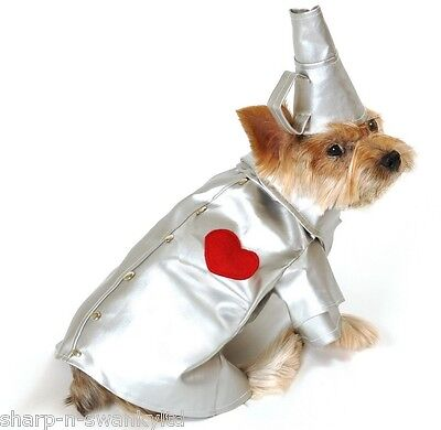 Tinman Wizard Of oz Halloween Weihnachtsgeschenk Kostüm (Weihnachtsgeschenk Kostüm Halloween)