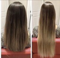 Tape Fusion Micro Loop Hair Extensions! HOLIDAY SPECIAL 300