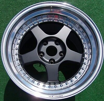 Set of 4 Brand NEW Genuine OEM Factory Lamborghini DIABLO SV GT OZ Racing Wheels
