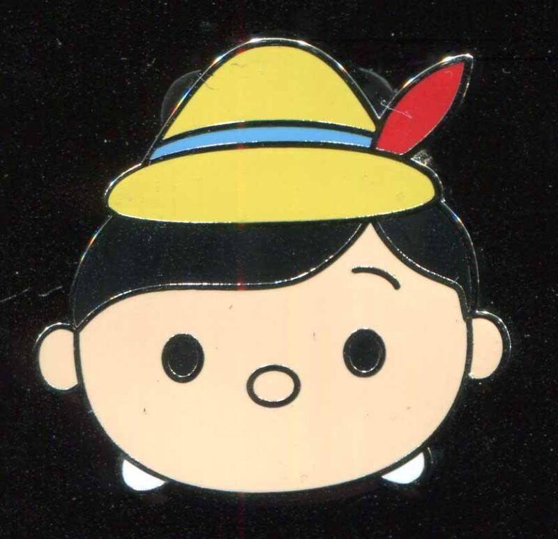 Tsum Tsum Mystery Pack Series 2 Pinocchio Disney Pin 116169