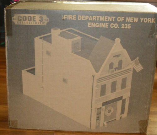 Code 3 Collectibles Fire Department Of New York Ladder Co 79
