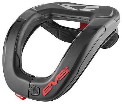 (EVS - R4 / RC4 Race Neck Collar Support - Dirt Bike / Karting Etc- Youth & Adult)