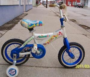 "12in. Wheel Child's Bicycle Candy Design ""RECONDITIONED"""