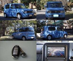 2007 Nissan Cube Wagon NEW car condition! Epping Ryde Area Preview