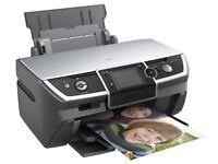 Epson Stylus Photo R360 Printer