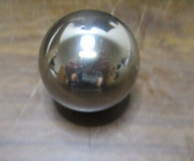 One 2 Inch G25 Precision Chromium Chrome Steel Bearing Ball E 52100 Free Ship