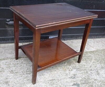 Vintage Folding Games Table Trolley, by Eastcraft Scotland