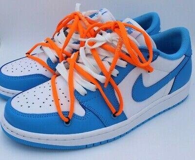 Nike SB Air Jordan 1 Low QS Eric Koston UNC Dark Powder Blue Men (Dark Powder Blue)