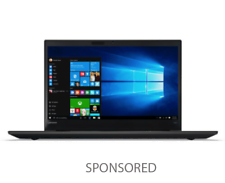 Lenovo ThinkPad T570, 15.6 FHD, i5-6300U, 8 GB DDR, 256GB SSD, Integrated