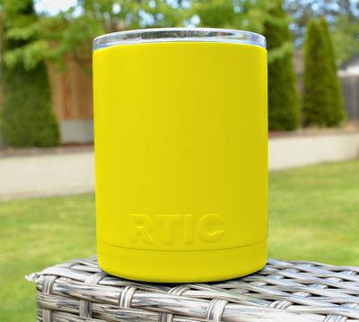 Flat Yellow Powder Coating Paint - New 1 Lb