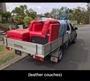MAN & UTE HIRE (from $20) - SAVE $$