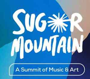 Sugar Mountain 2017 Ticket x 1 Footscray Maribyrnong Area Preview