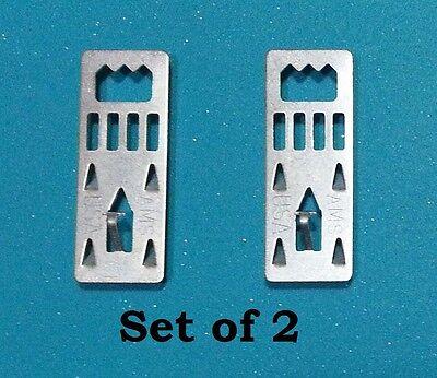 Foam Board Art - Set of 2 Foam Board Cardboard Kwik Hangers for Mounted Prints Posters Art Shows