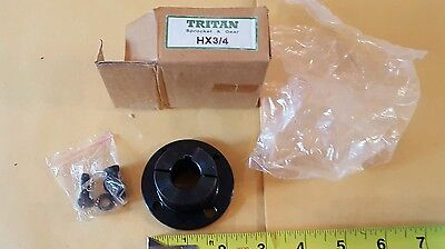 "Tritan Sprocket H x 3/4 Split Taper Bushing 3/4"" bore NOS New in box browning"