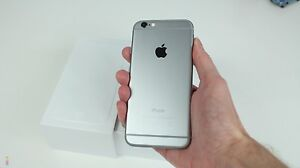MINT CONDITION SPACE GREY IPHONE 6 64 GB