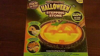 Halloween Stepping Stones (Made by Me Create Your Own Halloween Stepping)