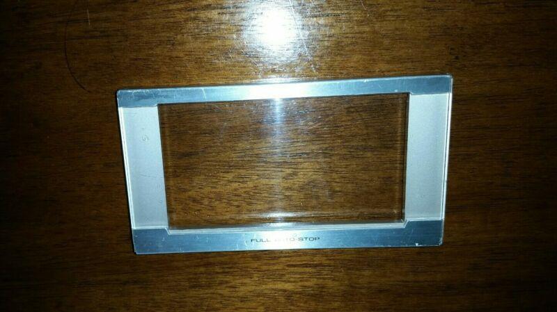 Pioneer CT-F605 Cassette Tape Deck Door Assy Cover RXX-234