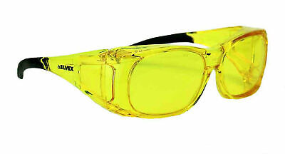 Elvex Delta Plus Ovr Spec Ii Safetyshooting Glasses Over The Spectacle Amber