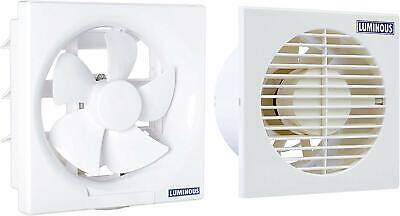 Exhaust Fan & Exhaust Fan 200 mm Combo Luminous 150 mm Best Quality