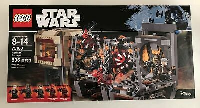 LEGO 75180 Star Wars Rathtar Escape Retired Brand New Sealed Box Free Shipping