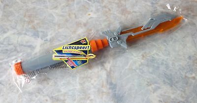 LICHTSPEER, orange, ausziehbar 60 cm, Ninjago, OVP.