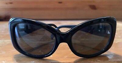 Kate Spade N.Y. Extreme Cat Eye Glass Frames Clear Rhinestone Comes WitH (Cat Eye Frames With Rhinestones)