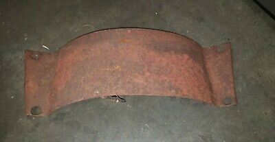 Vintage Mccormick Deering 1020 Tractor Clutch Cover Inspection Cover Ihc