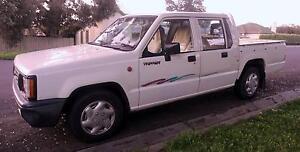 1993 Mitsubishi Triton Ute with RWC & Long Rego Bendigo Bendigo City Preview