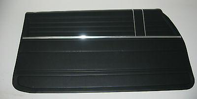 68 El Camino Door Panels Assembled