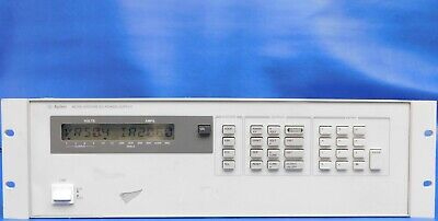Agilent Hp Keysight 6629a Programmable Dc Power Supply Quad Output Untested