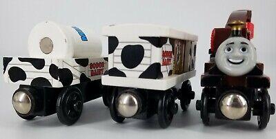 Harvey Crane Sodor Dairy MOO Sounds! Set Thomas the Train 100% Genuine Railway