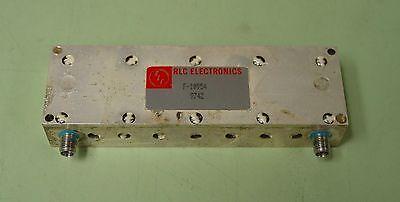 RLC Electronics 1.8 to 2.0 GHZ Bandpass Filter