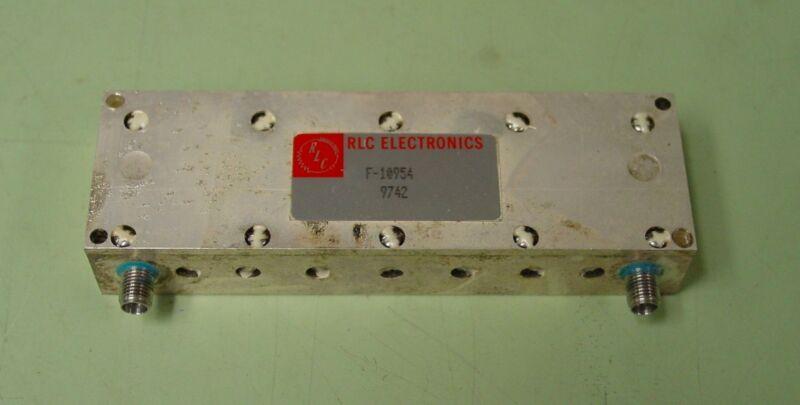 RLC Electronics 1.8 to 2.0 GHZ Bandpass Filter F-10954