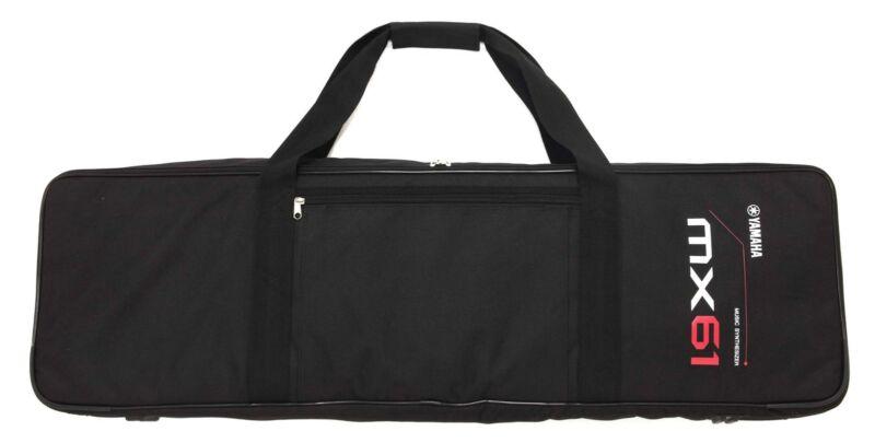 Yamaha MX61 Bag - Padded Carrying Case (Black)