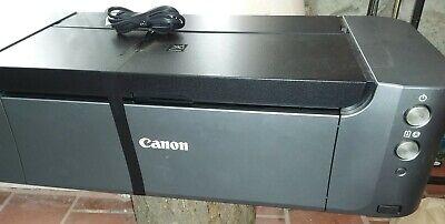 Canon PIXMA PRO-100 Color Wireless Professional Digital Photo Inkjet Printer